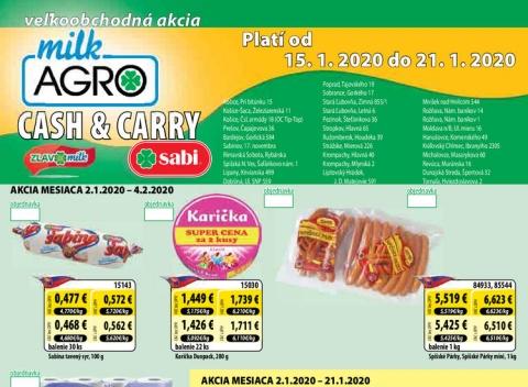 Milk agro - Cash & Carry
