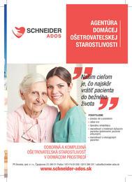 11. stránka Lekáreň Schneider letáku