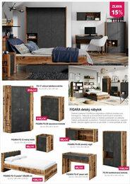 16. stránka Nábytok a interiér letáku