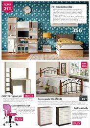 18. stránka Nábytok a interiér letáku