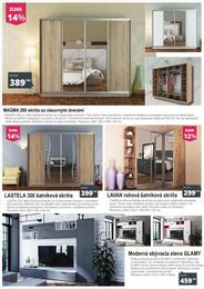 10. stránka Nábytok a interiér letáku