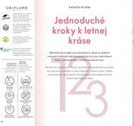 10. stránka Oriflame letáku