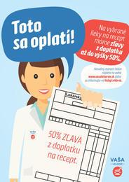 12. stránka Vaša lekáreň letáku