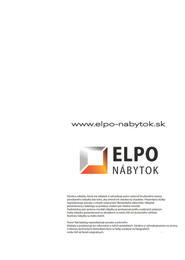 71. stránka Elpo nábytok letáku