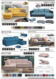 4. stránka Elpo nábytok letáku