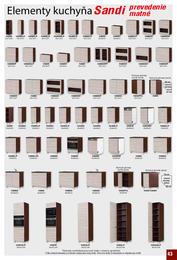 43. stránka Elpo nábytok letáku