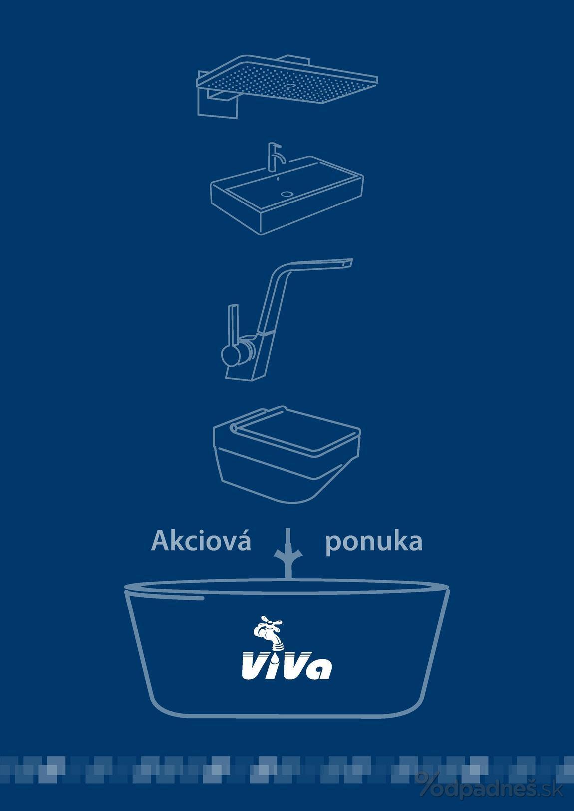 1. stránka Viva letáku