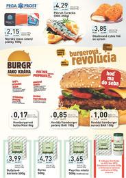 2. stránka Fega Food letáku