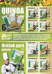 3. stránka Fega Food letáku