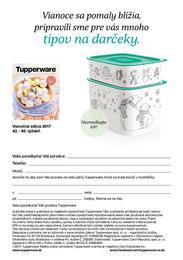 12. stránka Tupperware letáku