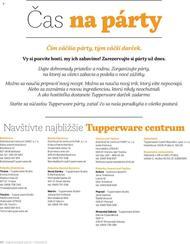 60. stránka Tupperware letáku