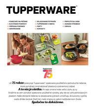 3. stránka Tupperware letáku