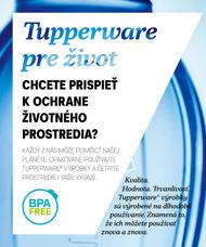2. stránka Tupperware letáku