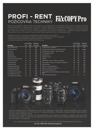 18. stránka Faxcopy letáku