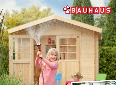 BAUHAUS - Záhradné domčeky
