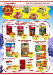 16. stránka DMJ market letáku