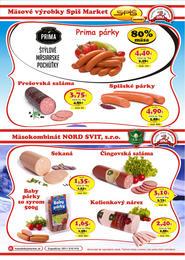 3. stránka DMJ market letáku