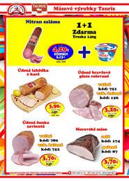 8. stránka DMJ market letáku