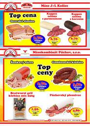 4. stránka DMJ market letáku