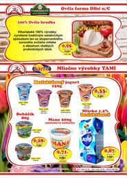 12. stránka DMJ market letáku