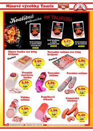 5. stránka DMJ market letáku